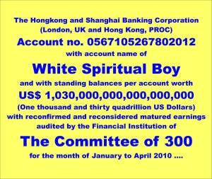 Spiritual White Boy Vermögen