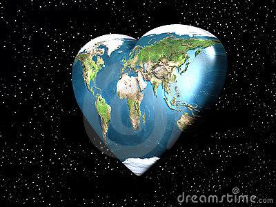 Planet der liebe