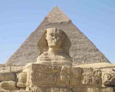 Pyramiden Lüge