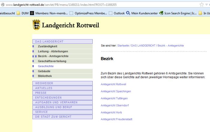 Landgericht-Rottweil-Außenstelle-Spaichingen