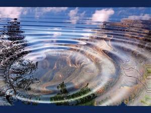 Unser Bewusstsein ist überall...