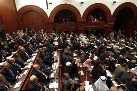 Parlament_Egypten
