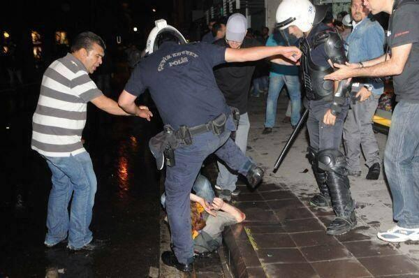 Türkei_Gezi_Park_Brutalität