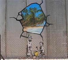 banksy-palestina