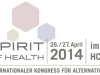 Spirit of Health 2014 – Hannover 26./27. April 2014