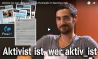 Aktivist ist, wer aktiv_ist – Lukas Puchalski im NuoVisoTalk