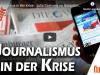 Journalismus in der Krise – Julia Szarvasy im Gespräch mit RobertStein