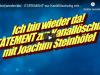 Meinungsfreiheit in Deutschland – Neverforgetniki wiederda!