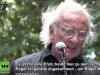 John Pilger mit Warnung von Julian Assange aus demGefängnis