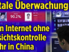 Totale Überwachung in China ab 1.1.2020