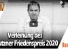 LIVE: Verleihung des Friedenspreis an Dr. DanieleGanser