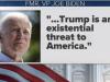 Trump: Bedrohung für die Existenz der neuenWeltordnung