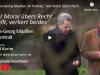 """Hans-Georg Maaßen im Portrait, """"wer Moral übers Recht stellt, verliert Beides"""". Regie: ImadKarim"""