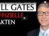 Bill Gates Chipimpfung OFFIZIELLE SERIÖSEQuellen