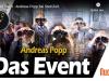 Das Event – Andreas Popp beiSteinZeit
