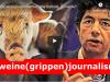 Sch(w)ein(e)journalismus: Wie damals, soheute?