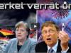Hat Merkel Deutschland verraten?: Schulterschluss mit BillGates