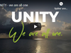 UNITY – we are all one