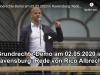 Grundrechte-Demo am 02.05.2020 in Ravensburg: Rede von RicoAlbrecht