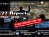 X22 Report vom 4.6.2020 – Terroristen wurdenüberwacht