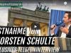 Festnahme Thorsten Schulte exklusives Telefoninterview (live aus Berlin vom02.08.2020)