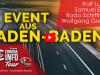 Corona-Info-Tour – Baden Baden – ein denkwürdigerAbend