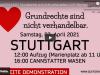 Stuttgart 03.04.2021 | Grundrechte sind nicht verhandelbar | LIVE-Übertragung CannstatterWasen